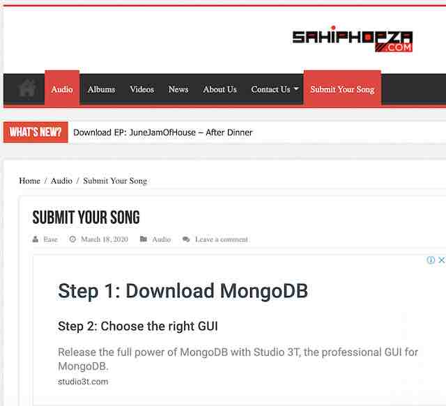 sahiphopza music blog blogs submit music